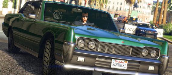 Вторая часть DLC для GTA Online – «Нечестная прибыль» порадует роскошью