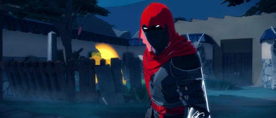 Показан геймплей Twin Souls: The Path of Shadows