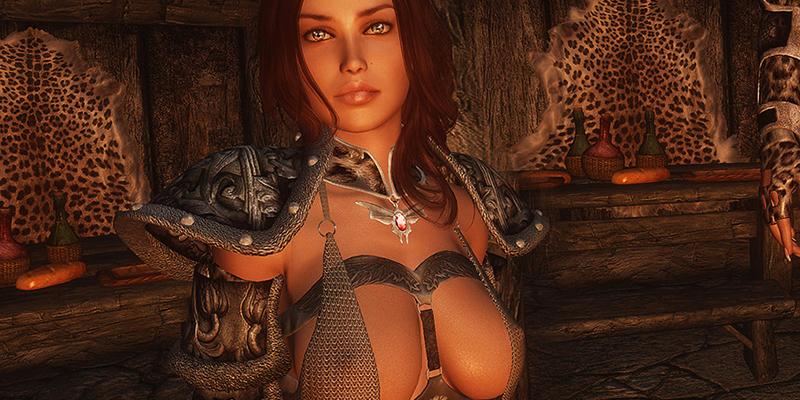 Опубликованы красивейшие скриншоты мода для TES 5: Skyrim