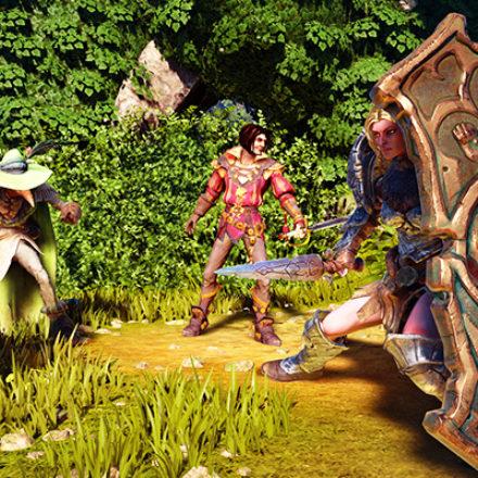 Названа дата выхода Fable Legends для Xbox One и PC