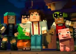 Telltale показала трейлер Minecraft: Story Mode