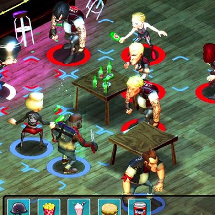 Разработчики Just Cause и Mad Max выпустили игру про байкеров