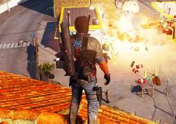 Показан геймлейный ролик Just Cause 3 с E3 2015