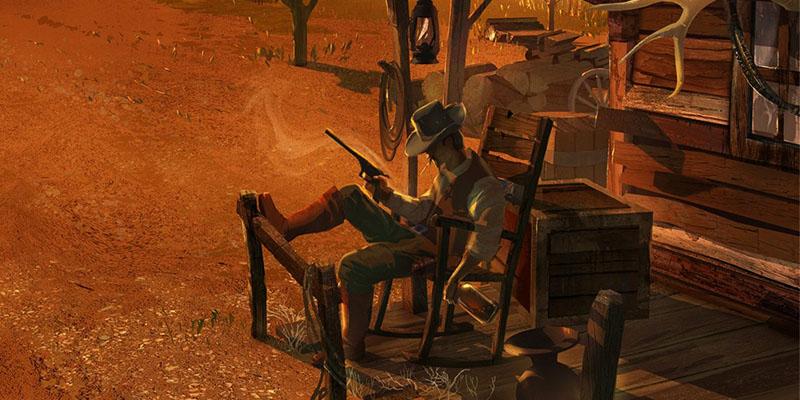 На PC выйдет тактическая RPG в духе X-COM – Hard West
