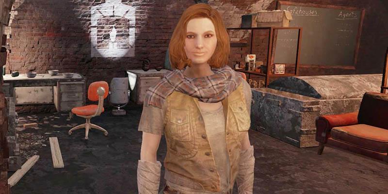 Гайд Fallout 4 – как вступить во фракцию «Подземка»
