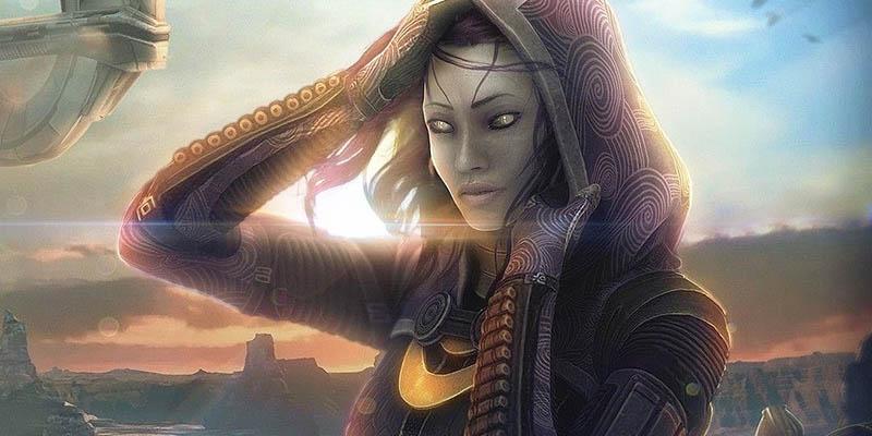 В сеть попала новая порция инфы про Mass Effect Andromeda