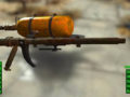 В Fallout 4 найдено секретная пушка подводника