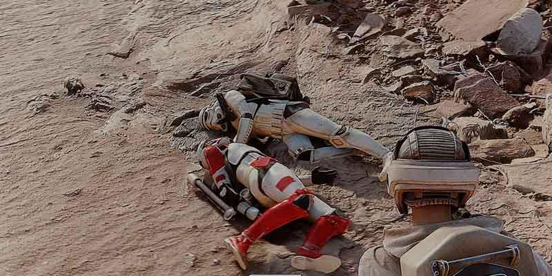 Star Wars Battlefront будет еще красивее с новым модом