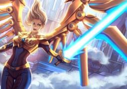 Поклонник League of Legends создал копию «Крыла Эфира»