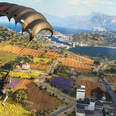 Новый ролик Just Cause 3 позволяет увидеть огромные масштабы открытого мира