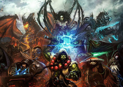BlizzCon 2015: Анонсированы три новых героя, новая карта и режим Heroes of the Storm