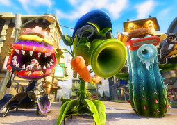 Стала известна точная дата выхода Plants vs. Zombies: Garden Warfare 2