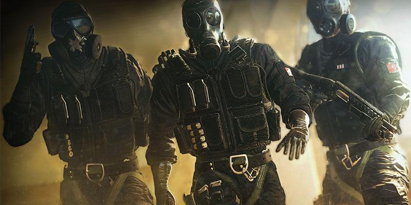 Появились системные требования Rainbow Six: Siege