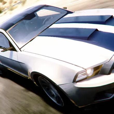 Опубликован первый трейлер MMO-рейсинга Need for Speed: Edge