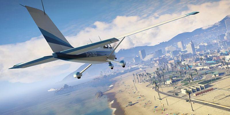 Слух: Rockstar воссоздаст всю территорию США в GTA 6