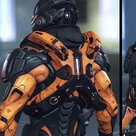 Фанаты Mass Effect нашли имя протагониста ME: Andromeda