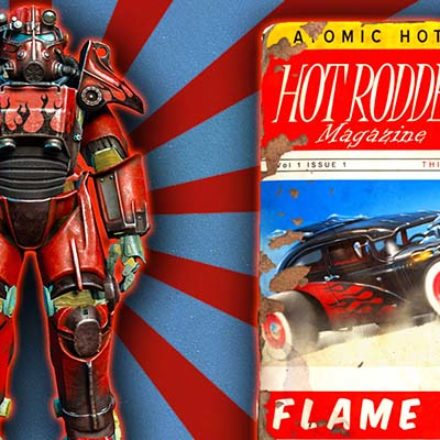 Гайд Fallout 4 – где найти журналы «Хот-Род» (Hot Rodder)