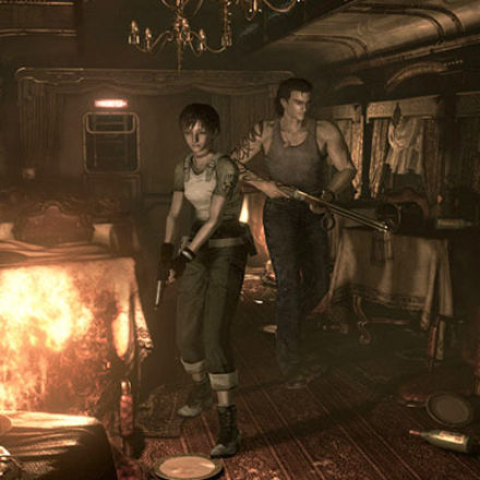 Capcom показала 55 минут геймплея Resident Evil Zero HD Remaster