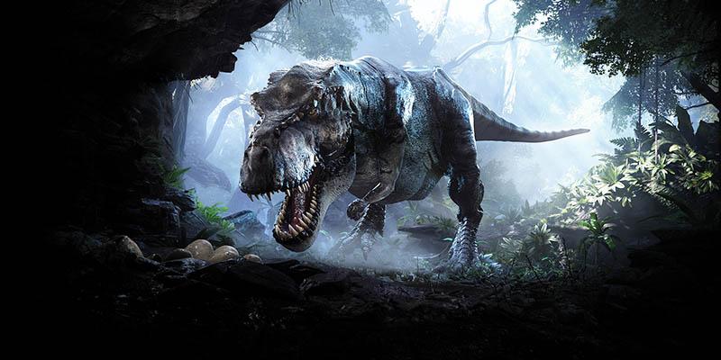 Демо для виртуальной реальности про динозавров появилось в Steam