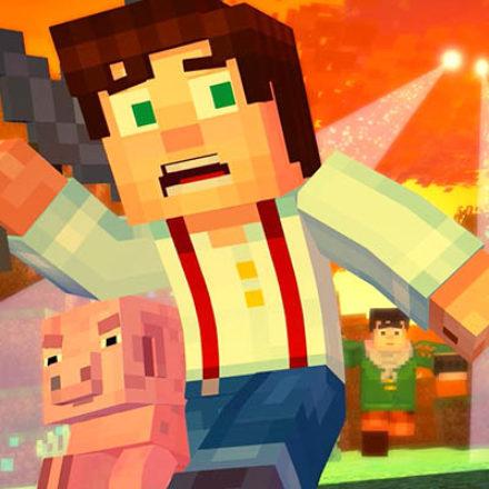 Третий эпизод Minecraft: Story Mode выйдет на следующей неделе