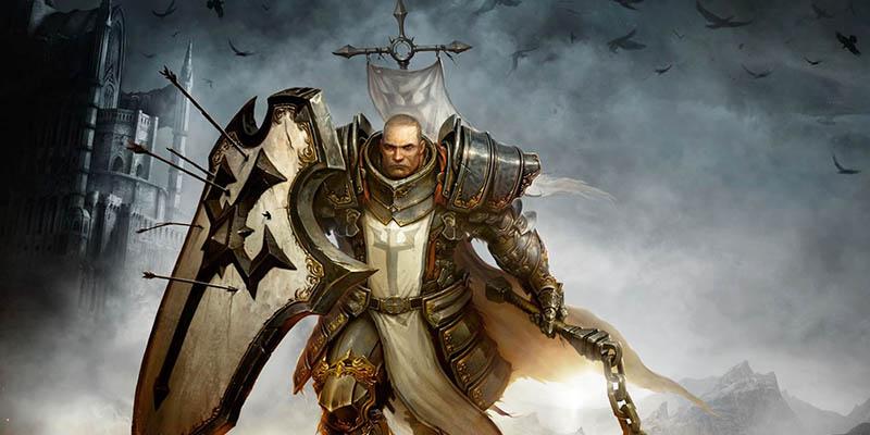 Показана новая локация для Diablo 3