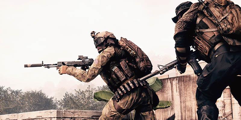 DICE вернулась к серии Battlefield