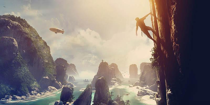 Новая игра Crytek заставит полюбить горы