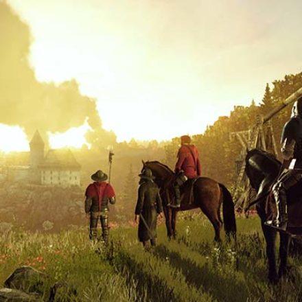 Разработчики Kingdom Come: Deliverance поведали новые подробности