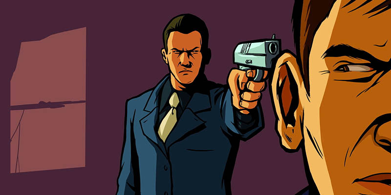 GTA Liberty City Stories вышла на мобильные устройства