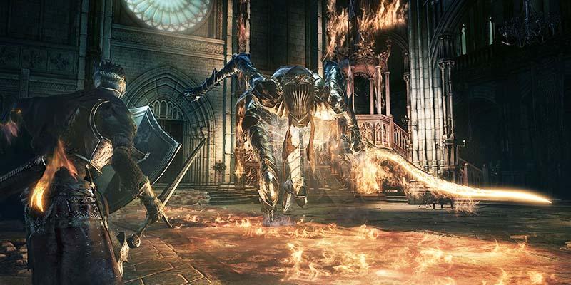Опубликованы официальные системные требования Dark Souls 3