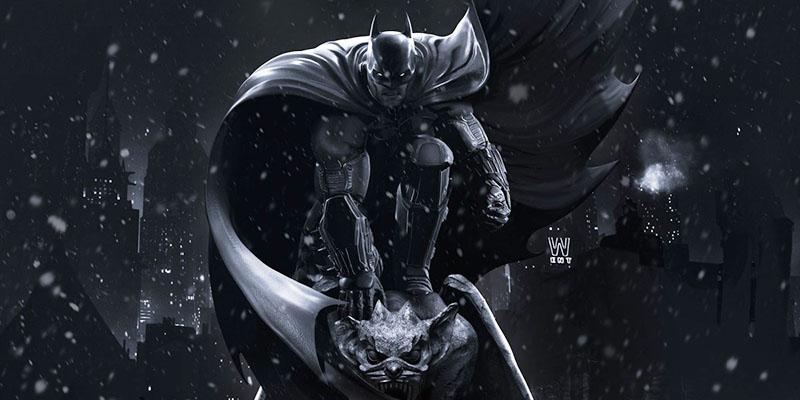 Rocksteady сделает еще одну игру про Бэтмена?