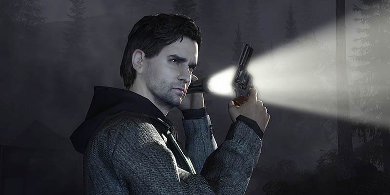 Alan Wake появился в Quantum Break