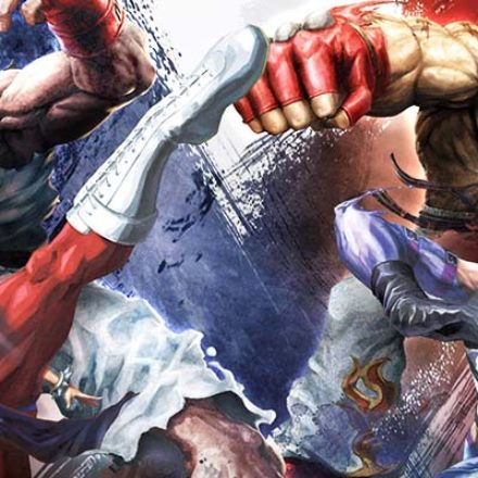 Файтинг Tekken x Street Fighter не забыт