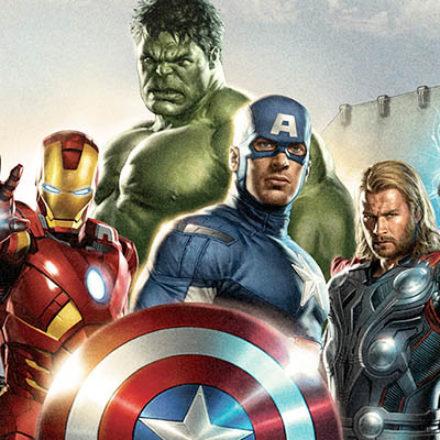 Появилось видео отмененной игры по мотивам «Мстителей»