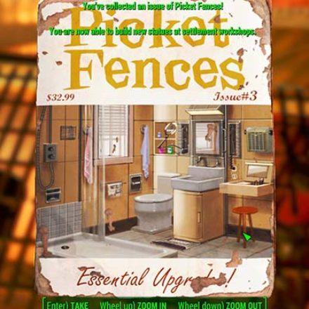 Гайд Fallout 4 – где найти журналы «Заборы» (Picket Fences)
