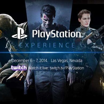 Прямой эфир с PlayStation Experience 2015