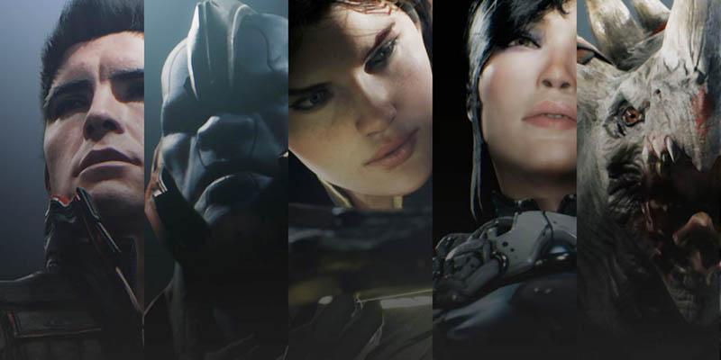 PSX 2015: Показан геймплей MOBA-шутера Paragon