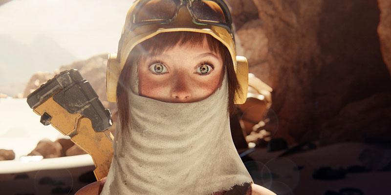 ReCore выйдет не только на Xbox One, но и на PC