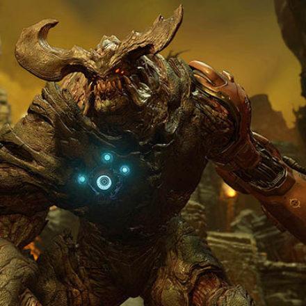 Засветились новые подробности новой DOOM. Сюжет игры напомнит таковой в Doom 3