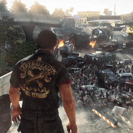Создатели Dead Rising 3 работают над двумя играми на Unreal Engine 4
