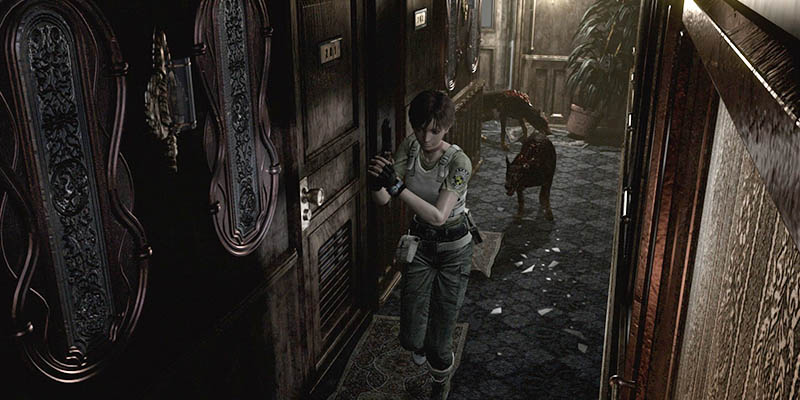 Состоялся релиз Resident Evil 0 HD Remaster