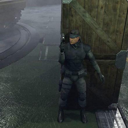 Опубликован первый трейлер ремейка Metal Gear Solid