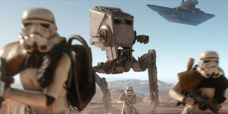 Для Star Wars: Battlefront выйдет бесплатное DLC