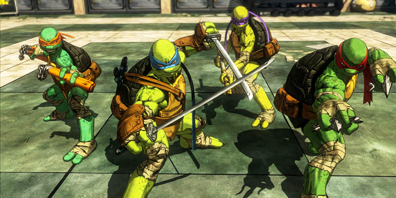Системные требования TMNT: Mutants in Manhattan оказались не страшными