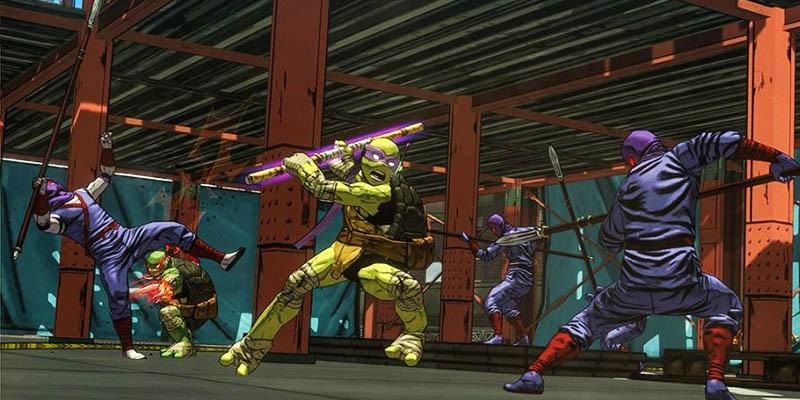 Teenage Mutant Ninja Turltles Mutants In Manhattan (4)