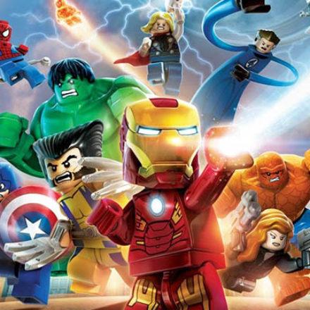 Коды LEGO Marvel's Avengers