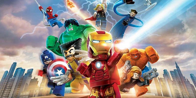 Игра Лего Мстители Скачать - фото 10