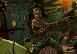 Telltale выпустит The Walking Dead: Michonne в феврале