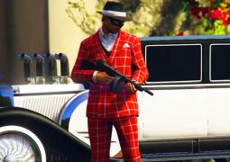 В GTA 5 появились гангстеры