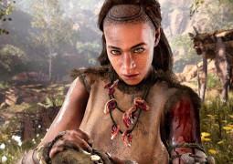 Первый секс в Far Cry: Primal (18+)